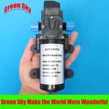 5l/min automatic pressure switch type with on/off button and socket diaphragm water pump dc 12v 60w 5l min 60w automatic pressure switch type with on off button and socket self priming 12v dc electric mini diaphragm pump