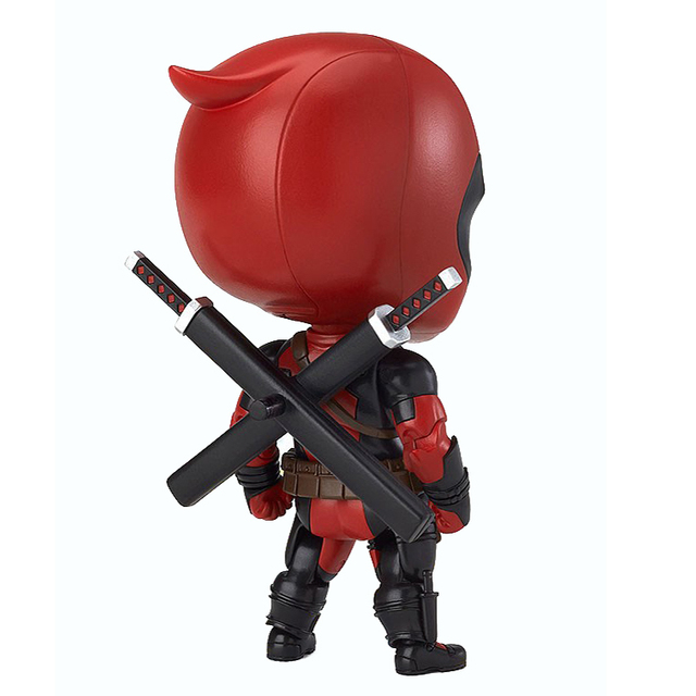 Nendoroid Series NO.662 Deadpool Orechan Edition 4