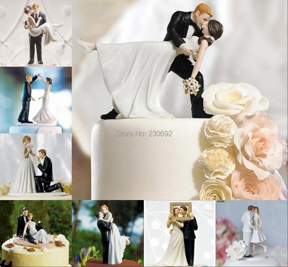 Amazing Motorcycle Wedding Cake Toppers Illustration - The Wedding ...