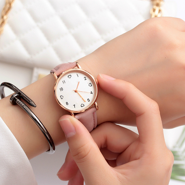 Hot Sale Simple Famous Top Brand Small Children Watch Kids Watches Girls Boys Cl