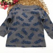 Футболка для девочек, футболка для девочек топы с длинными рукавами для маленьких мальчиков и девочек, одежда для новорожденных девочек 1 шт./лот, D-CTS-001-1P