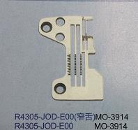 For JUKI MO-3914 Needle Plate ,sewing Parts Number Is R4305-JOD-E00 Brand Is Strong H