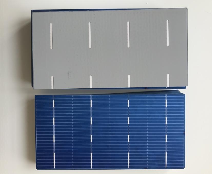 156mm * 94mm tamanho célula solar de