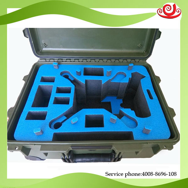 Tricases Factory OEM/ODM Carry Equipment Hard Plastic  With Customize Foam Shockproof And Waterproof Case M2400