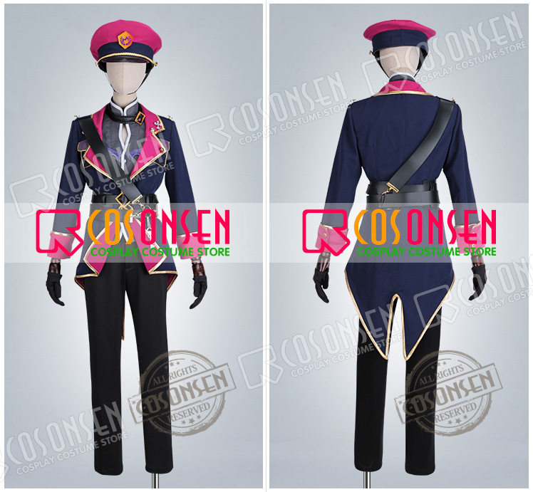 Ensemble Stars Otogari Adonis Offering The Easter of the Undead Cosplay Costume COSPLAYONSEN Full Set