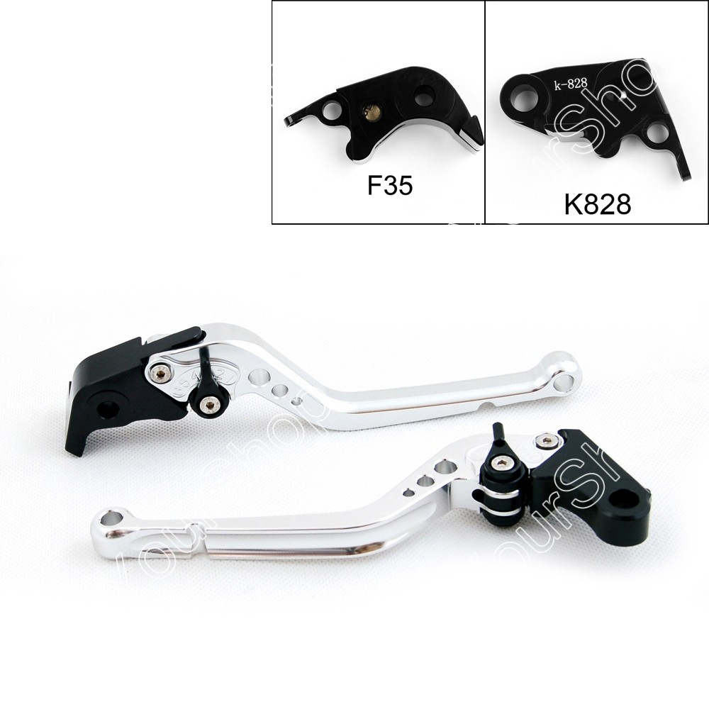 Areyourshop Motorcycle Brake Clutch Levers for Kawasaki ZX636R / ZX6RR 2005-2006 2PCS  Motorcycle  Brakes Styling 1 pair chrome flame shape motorcycle clutch brake hand levers for kawasaki zx 6r 2000 2004 billet aluminum motorbike brake parts