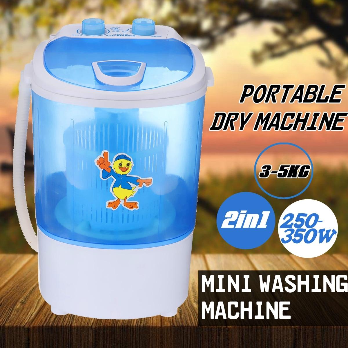 Mini Wash Machine Semi-automatic Single-barrel Washer Prevent Winding Wave Wheel Laundry Product все цены