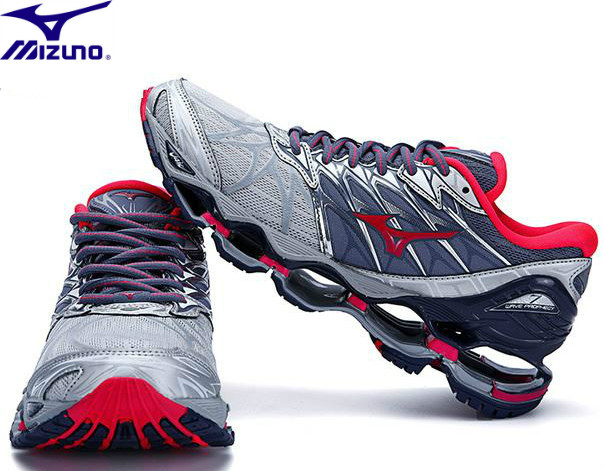 8b2dc4ccef72d Mizuno Wave PROPHECY 7 Professional Women Shoes Running Shoes Air  Cushioning Sport Sneakers Weightlifting Shoes Size 36 41-in Weightlifting  Shoes from ...