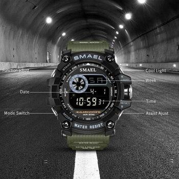 שעון ספורט צלילה איכותי לגבר