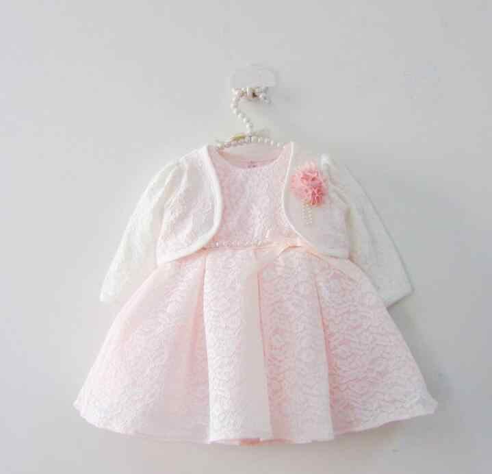 Vestido Elegante De Tul Blanco Princesa Flor Chica Vestido