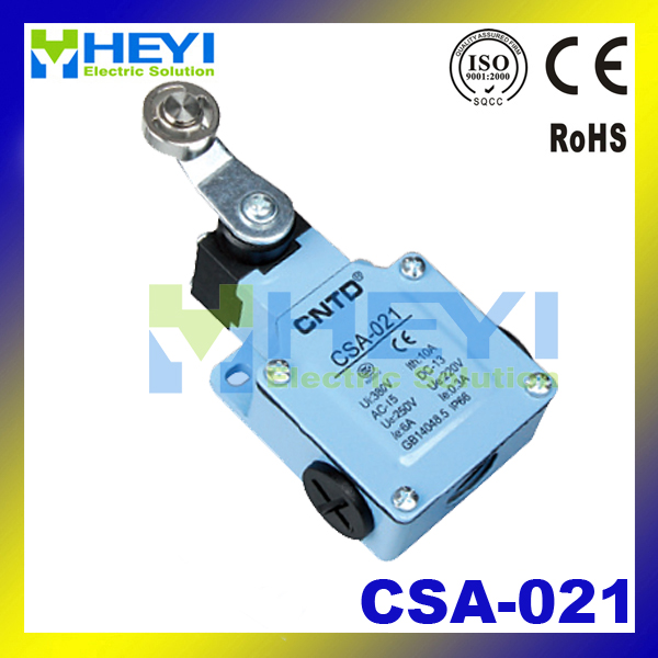 CNTD Stainless Steel Idler Wheel Rotary Limit Switch CSA-021