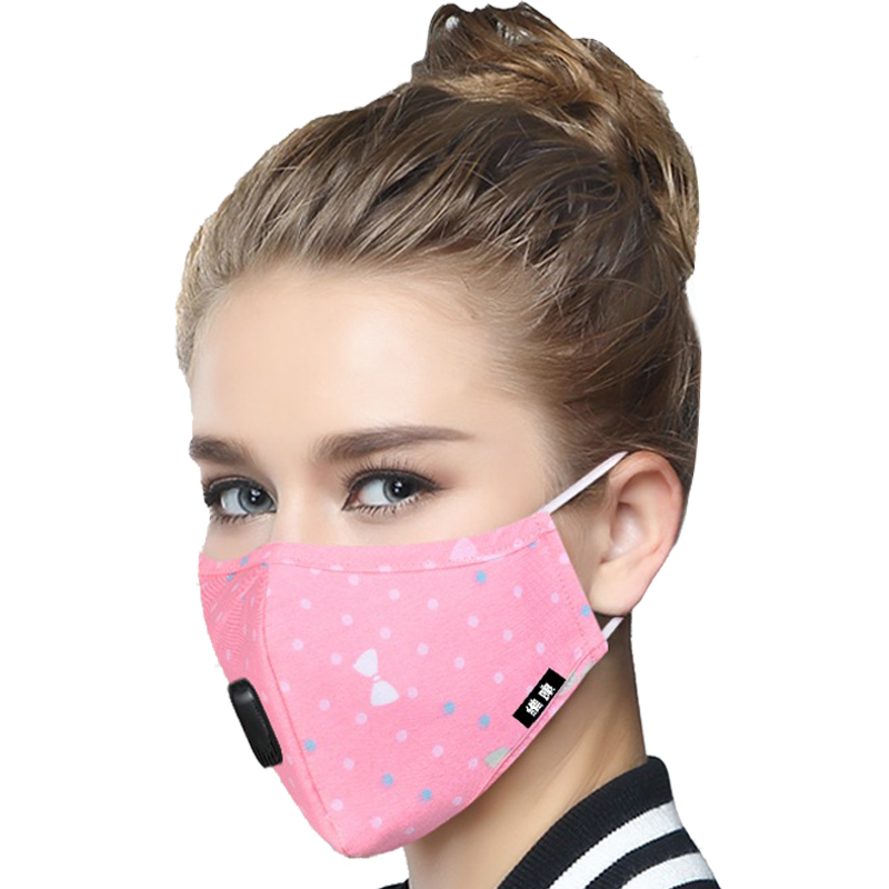 Sporting 2pcs Children Pm2.5 Anti Haze Mask Breath Valve Anti-dust Mouth Mask Activated Carbon Filter Respirator Mouth-muffle Mask Face Back To Search Resultsbeauty & Health Health Care