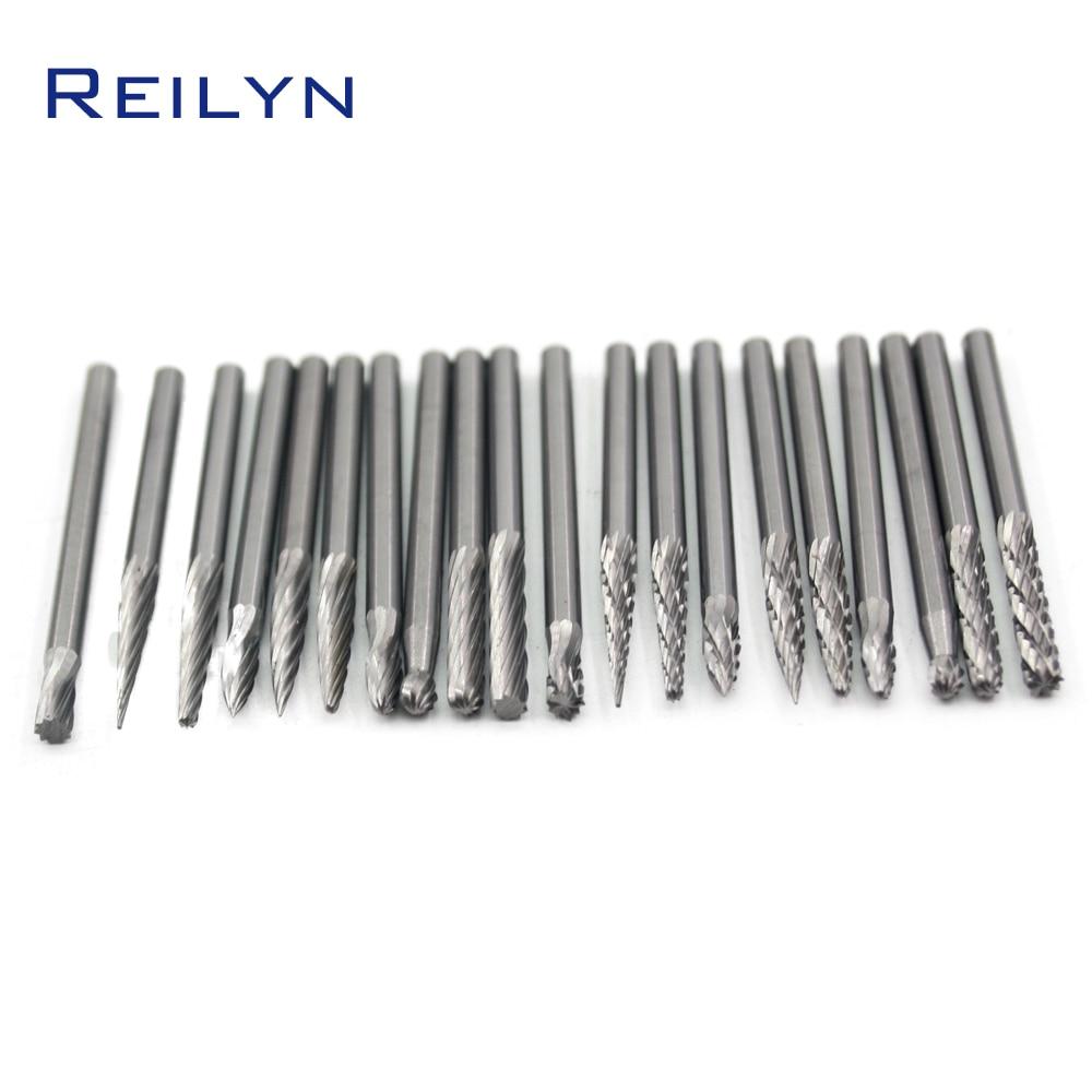 Envío gratis archivo de acero de tungsteno 20 piezas 3 mm x 3 mm - Abrasivos - foto 2