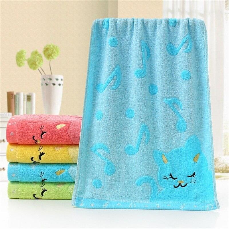 5X Microfiber Drying Bath Beach Towel Washcloth Swimwear Hair Towel Washcloths