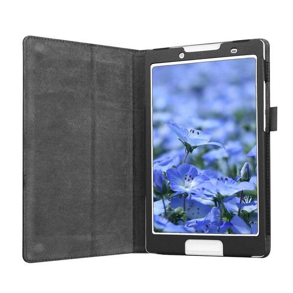 Kaitsekott Folio PU nahast kaitseümbris Lenovo Tab 2 A8-50LC Litchi - Tahvelarvutite tarvikud - Foto 4