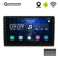 Autolover 1001 10Y 10 Inch Android 6 0 Car Multimedia Player With HD Touch Screen GPS