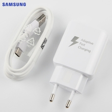 SAMSUNG Original Fast Charger EP-TA330 For Samsung Galaxy S8 S9 plus Tab A2 T595 T590 S3 LTE edition A 8.0 T380 T385