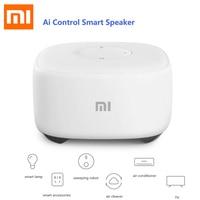 Original Xiaomi Mi AI Speaker Mini 2.4G Wifi Voice Smart Speaker Portable Speaker Bluetooth 4.1 with Mic for smart phone