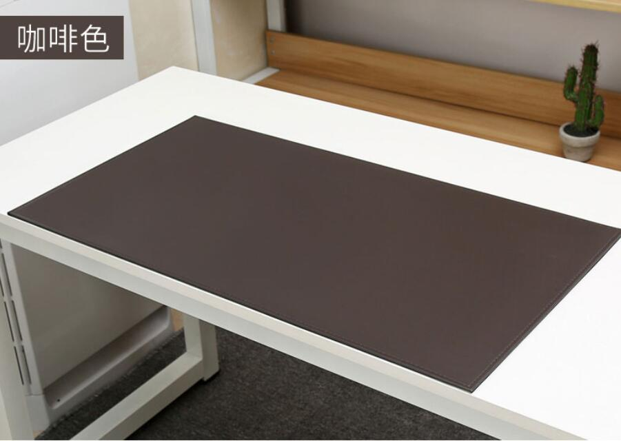 60*32cm Multipurpose Office Desk Mat Computer Desk Pad Writing Table Pad Table Mat Mousepad
