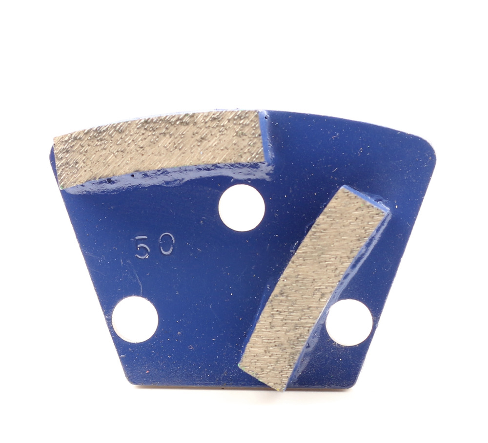 DC-MFD01 Diamond Grinding Disc Surface Prep Stones Polishing Concrete Grinding Pad With 50 Grit