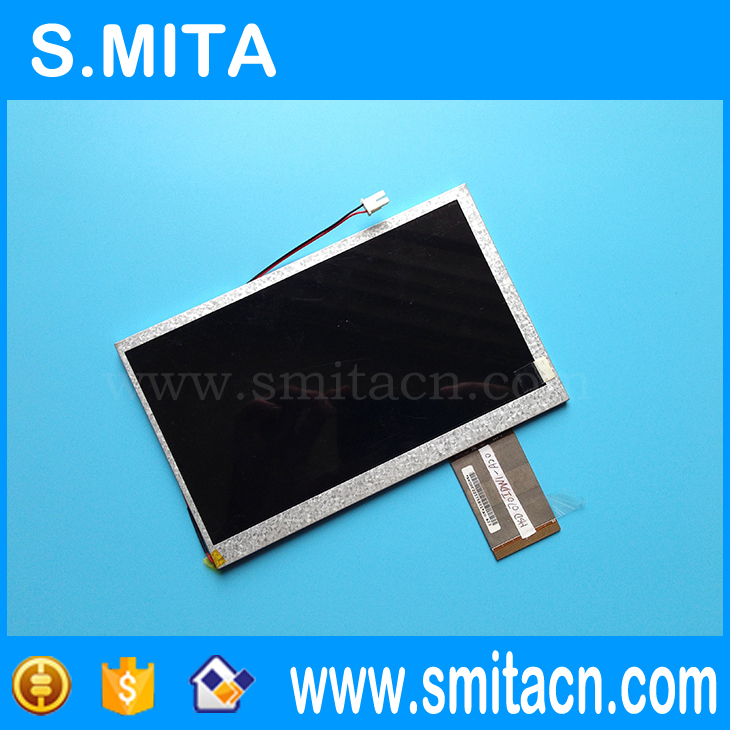 Brand New Original 7 inch Tablet S8 H701 LCD Display Screen for Hannstar HSD070IDW1-A20 60pin 165x104 Tablets LCD Replacement
