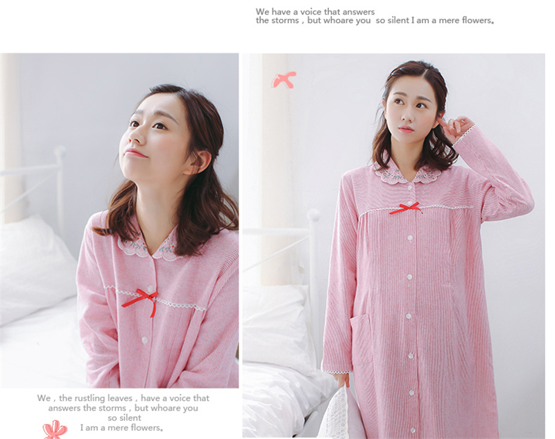 a6f75fdd103 ... Autumn Winter Maternity Nursing Clothing Suit Clothes For Pregnant  Women (16) ...