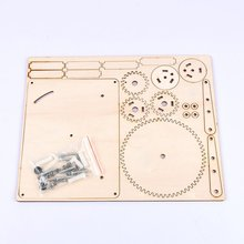 цены на Science And Technology Small Production Diy Geometric Drawing Children's Manual Small Invention Material Package  в интернет-магазинах
