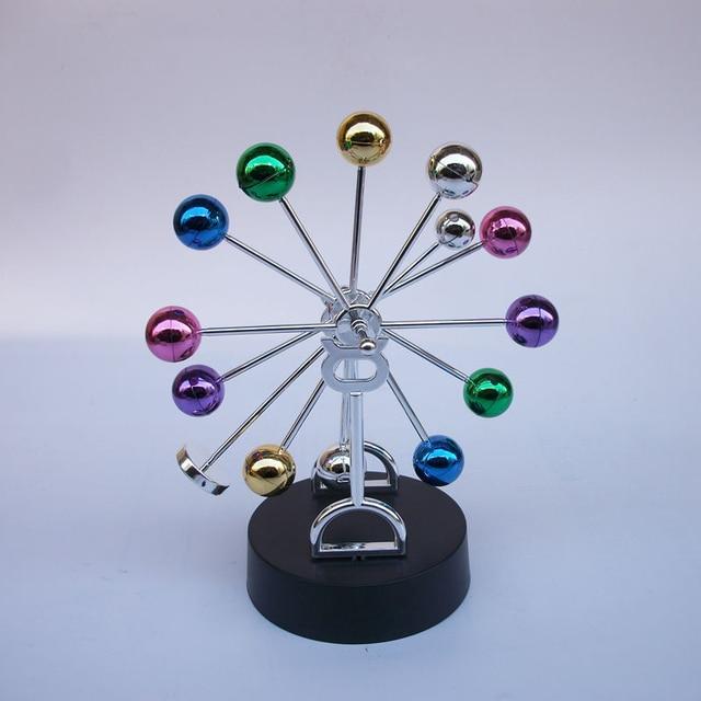 1 Piece Ball Perpetual Celestial Instrument Desktop Office Toys Funny Novelty Toys Halloween Recreational Supplies Children