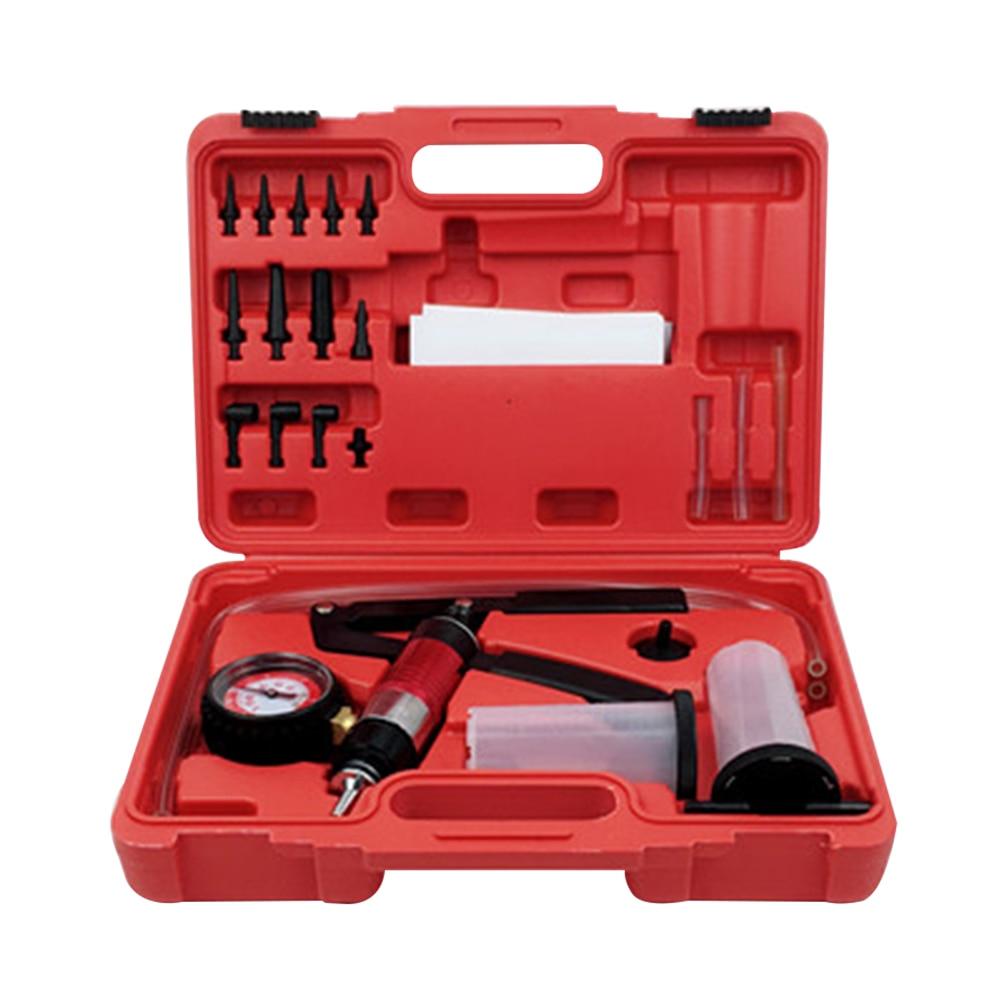 Hand Held Vacuum Pump Brake Bleeder Kit For Car Vacuum Pump Body Manual Vacuum Pump For