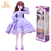 Beautiful Princess Girls BJD Classic Toys Traditional Chinese Baby Ball Jointed Dolls 1/3 For Children Gifts Body Shoes Clothes