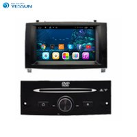 YESSUN Android Radio Car DVD Player For Peugeot 407 2004 2010 Stereo Radio Multimedia GPS Navigation