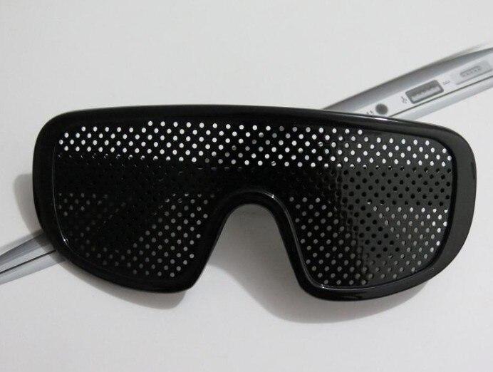 Wholesale And Retail Plastic Pinhole Eyeglasses Relieve Visual Fatigue Glasses Mitigation Asthenopia Improve Vision Care Eyewear