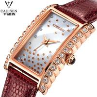 Fashion Women Quartz Watches Ladies Casual Leather Crocodile Watch Female Brand Rhinestone Horloge damske hodinky relojes mujer