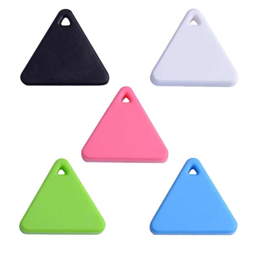 Мини беспроводной Bluetooth GPS трекер анти-потеря система отслеживания GPS в режиме реального времени локатор смарт-сумка кошелек ключ Finder для детей Pet автомобиль