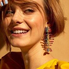 Oorbellen Tin Alloy Women Brinco Earings Earing Aretes 2019 Geometric Direct Selling New Earrings Pendientes