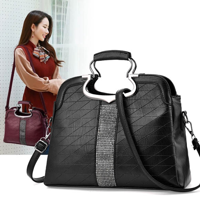 Aliexpress.com : Buy Good Leather bag ladies 2017 crocodile ...