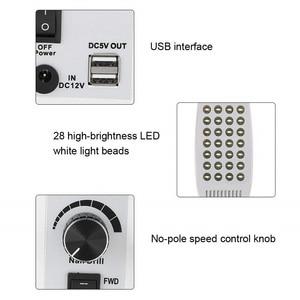Image 5 - 4 ב 1 רב תפקודי חשמלי מכונה 54W UV LED נייל מנורת מייבש ציפורניים ג ל פולני אמנות כלים ציפורניים אקריליק ג ל