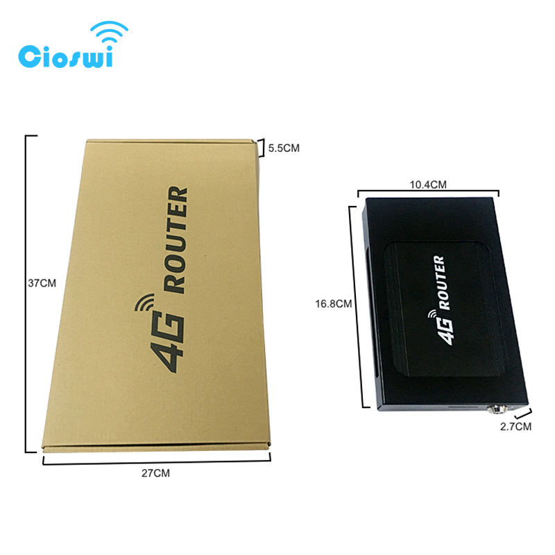 Image 5 - car wifi router with sim card 4g lte and usb modem 5G dual band 11AC cellular signal booster vpn wireless router for car bus-in Wireless Routers from Computer & Office