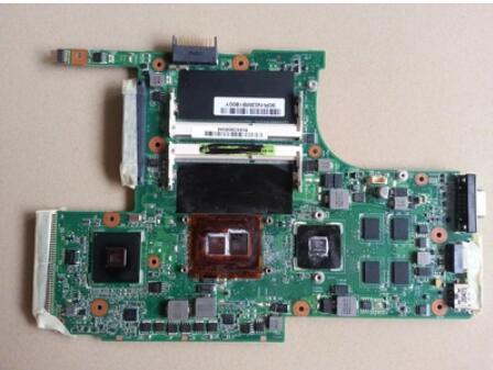 KEFU U33JC mainboard For ASUS U33JC U33J laptop motherboard Test work 100% original цена и фото