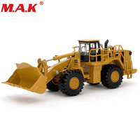 collection Bulldozer 1/64 988H wheel loader 55222 vehicles model diecast simulation of engineering truck vehicle kids toys
