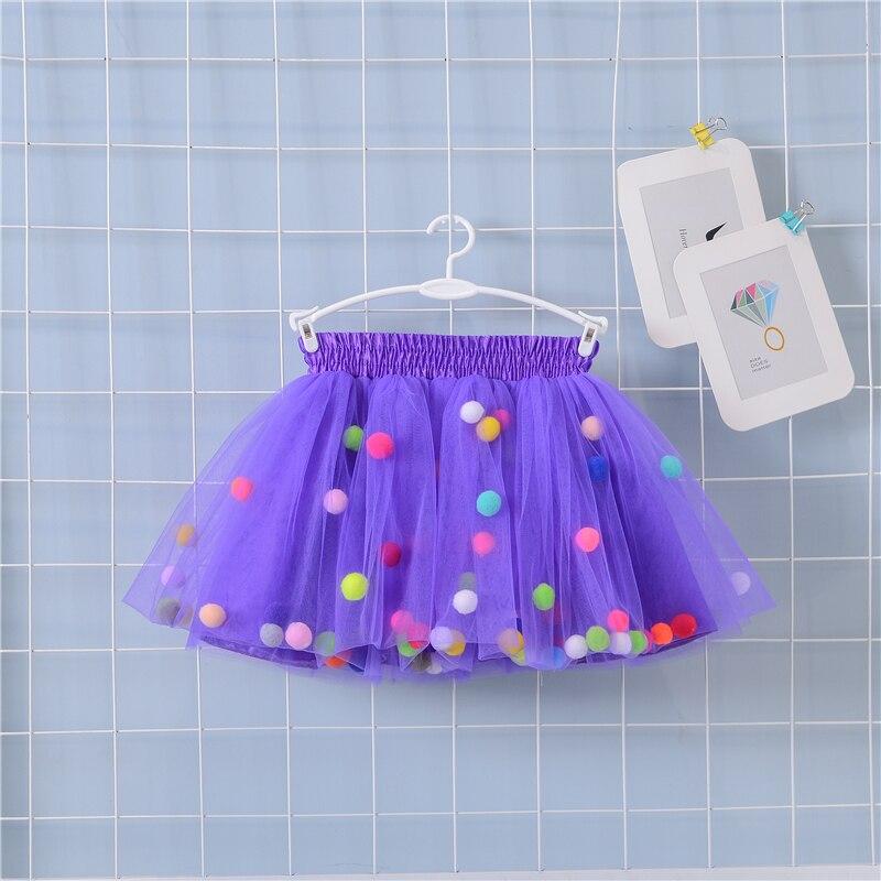 infant tutu baby girl skirt mini dress party ballet dance skirt Princess Tulle Ballet child baby skirt rokjes newborn lolita
