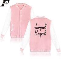 BTS Hot Kpop Baseball Jacket Winter Warm Cotton Baseball Jacket Women College Jacket Autumn Coat XXS