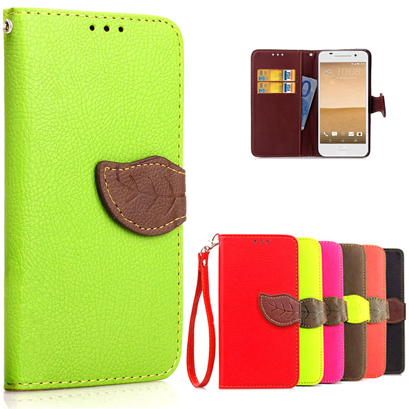 buy online a5998 083df US $3.99 15% OFF|Case For Coque HTC One A9 phone case silicon Luxury Retro  Leather Wallet Flip Cover For HTC A9 OneA9 HTCA9 Case housing-in Wallet ...