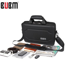 BUBM  EVA hard case 13 Pro laptop bag shoulder bag handbag Air 11/12/13 laptop bag black gray business anti pressure fashion