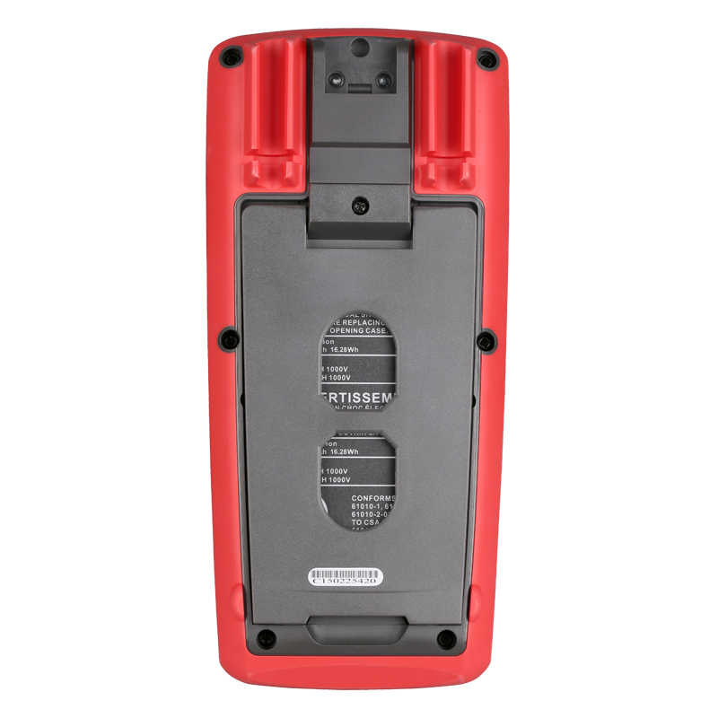 UNI-T UT181A True RMSข้อมูลมัลติมิเตอร์,0.1% ทดสอบความถูกต้องโทรศัพท์สมาร์ท/PC,แนวโน้มฟังก์ชั่นจับIP65 กันน้ำ