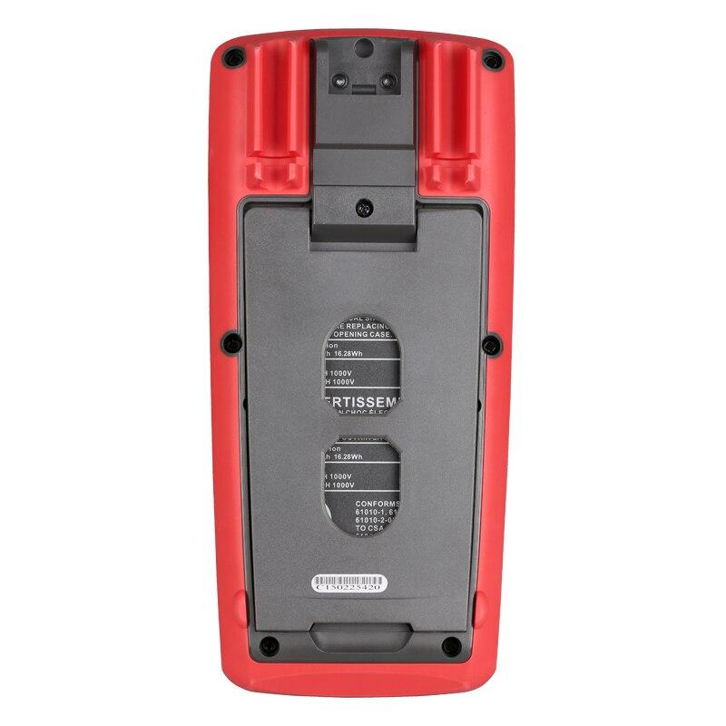 Tools : UNI-T UT181A True RMS Auto Range Multimeter IP65 Industrial DMM 60000 Count PC Software Capacitance Temperature Resistance Meter
