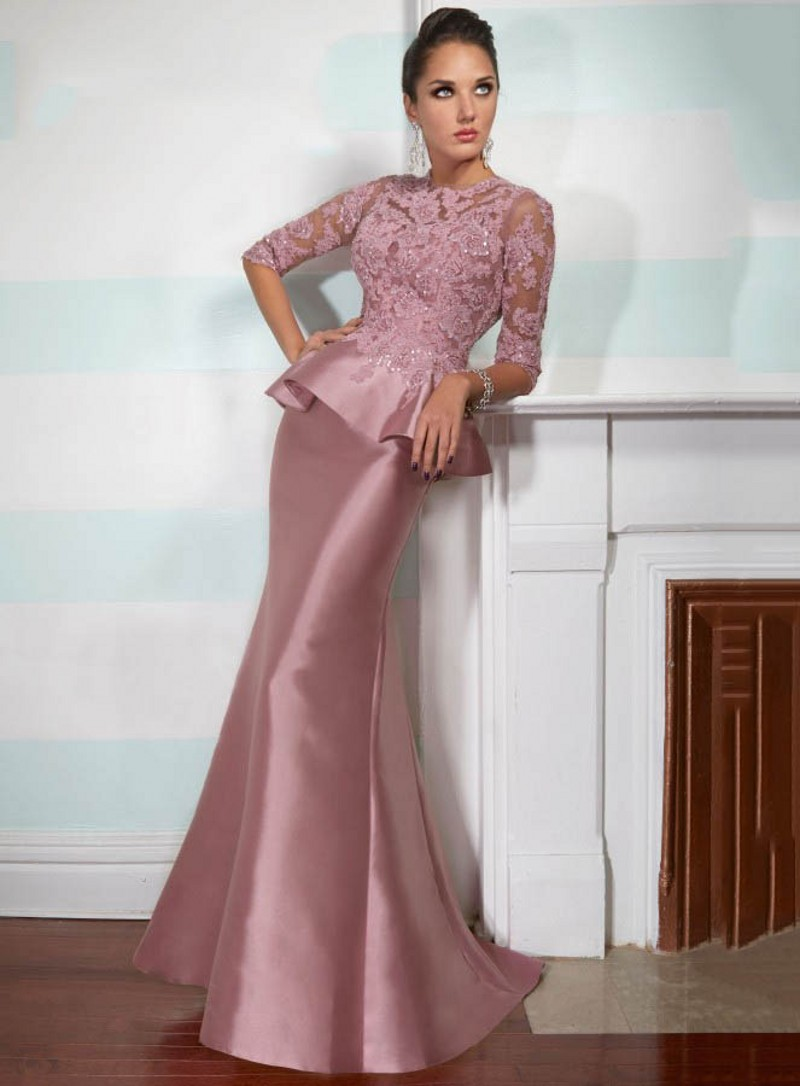 Online Buy Wholesale dusty pink dresses from China dusty pink ...