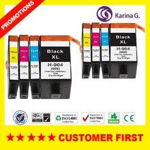 Compatible ink cartridge for HP904 HP 904 suit OfficeJet Pro 6960 6970 Impressora printer