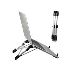 Portable Laptop Bracket Folding Stand Aluminum Alloy Notebook Heightening Adjustable PC Holder for ASUS MACBOOK