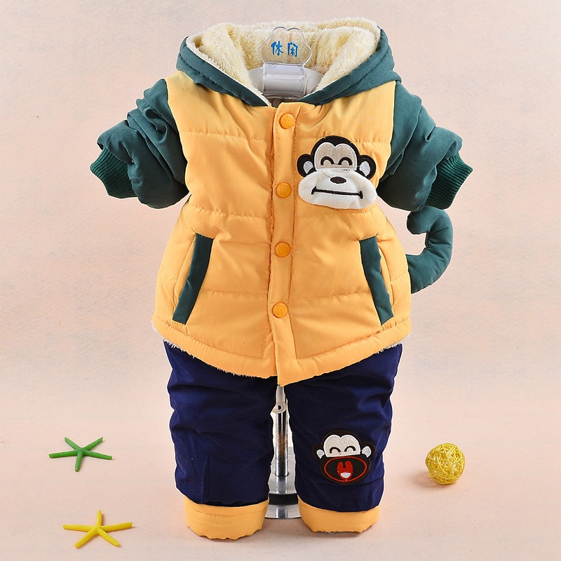 New-2017-Baby-boys-winter-clothing-suit-set-warm-down-jacketpants-long-sleeve-coat-cute-cartoon-infant-toddler-1